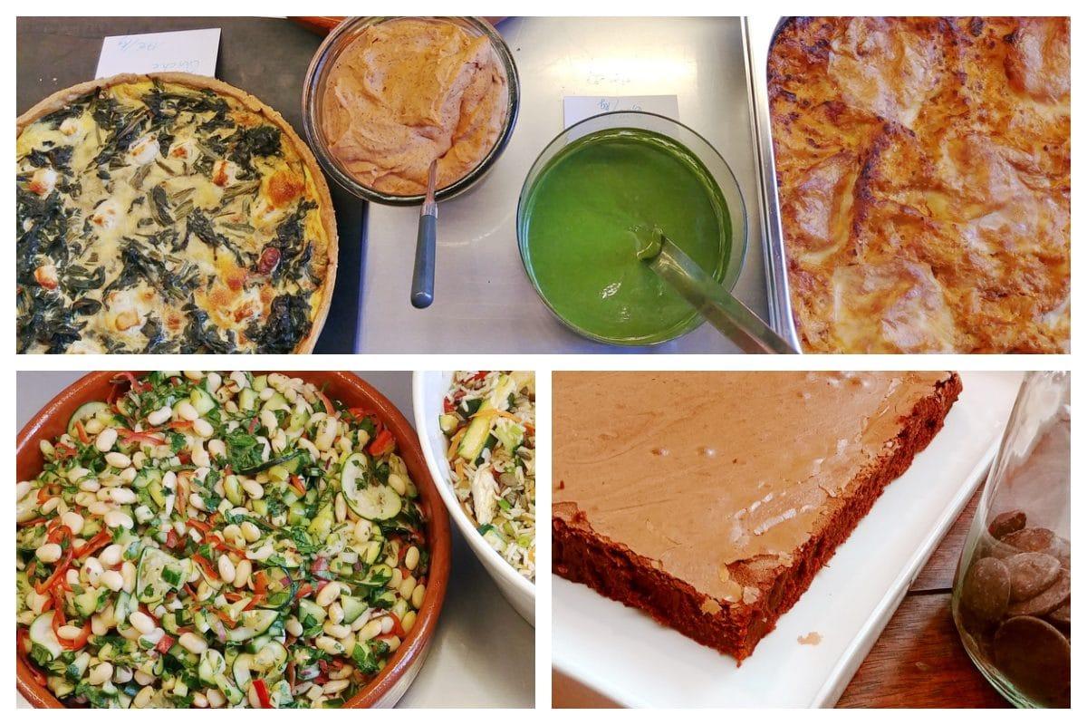 plats cuisinés à emporter nivelles semaine du 11 mai